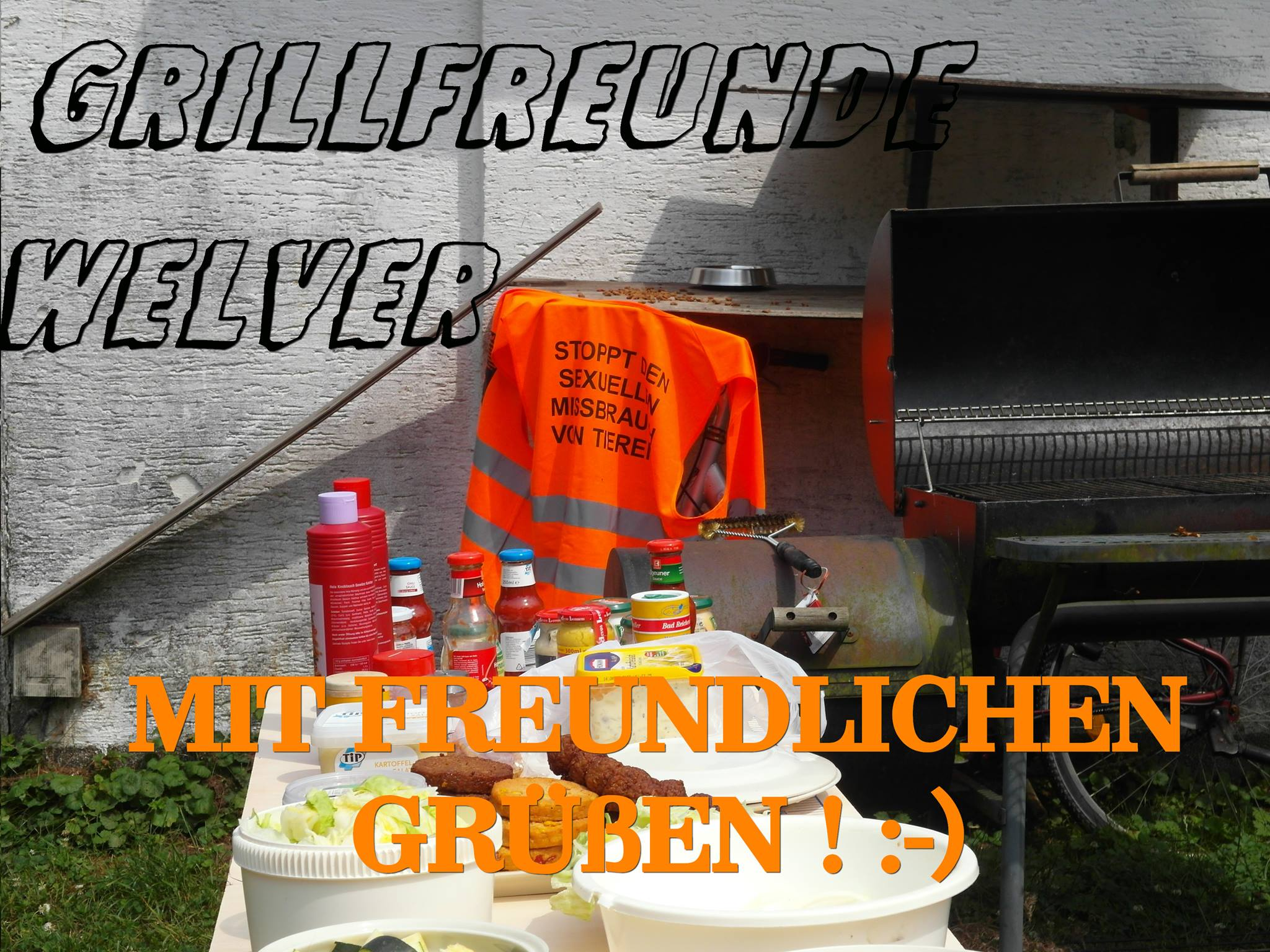 Grillparty Welver